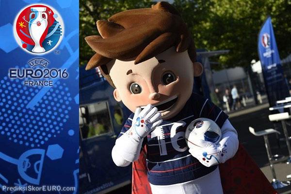 Maskot Euro 2016 Super Victor Mencari Relawan