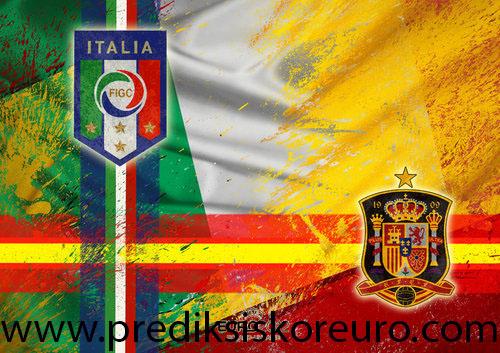 Prediski Bola Italia vs Spanyol 27 Juni 2016